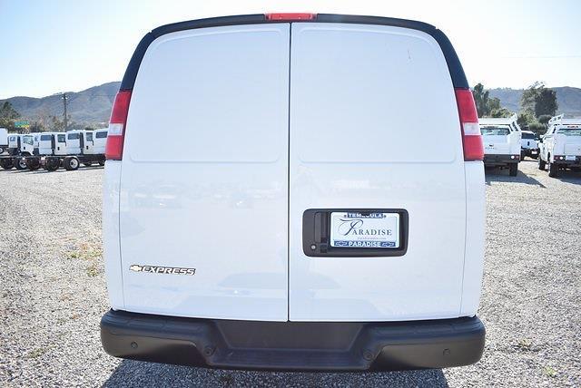 2021 Chevrolet Express 2500 4x2, Harbor Upfitted Cargo Van #M21268 - photo 7