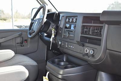 2021 Chevrolet Express 2500 4x2, Harbor Upfitted Cargo Van #M21268 - photo 10