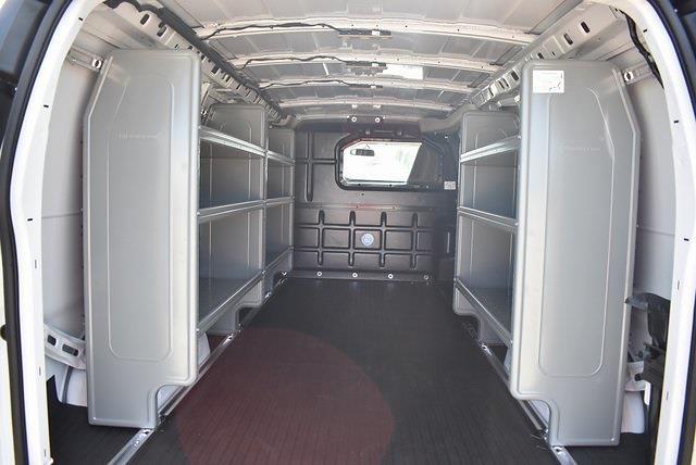 2021 Chevrolet Express 2500 4x2, Adrian Steel Upfitted Cargo Van #M21292 - photo 1