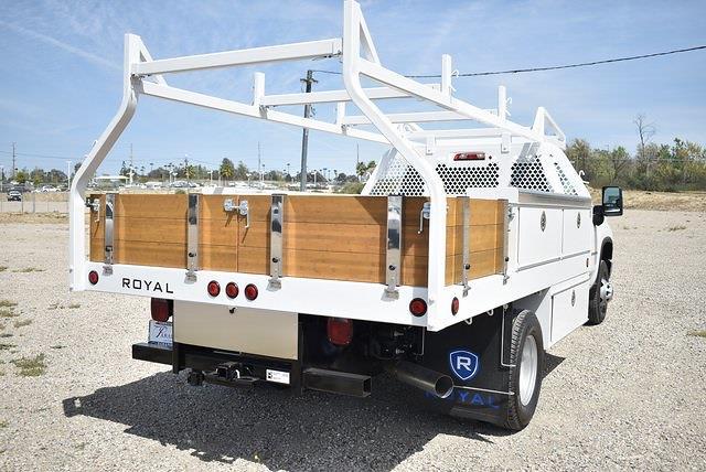 2021 Chevrolet Silverado 3500 Regular Cab 4x2, Royal Truck Body Contractor Body #M21314 - photo 1