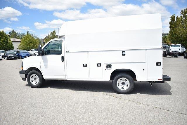2021 Chevrolet Express 3500 4x2, Knapheide KUV Plumber #M21334 - photo 5