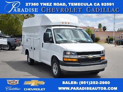 2021 Chevrolet Express 3500 4x2, Knapheide KUV Plumber #M21334 - photo 1