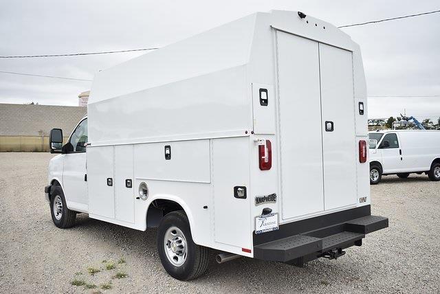 2021 Chevrolet Express 3500 4x2, Knapheide KUV Plumber #M21335 - photo 6