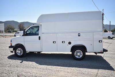 2021 Chevrolet Express 3500 4x2, Knapheide KUV Plumber #M21337 - photo 3