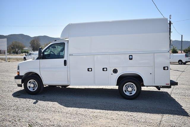 2021 Chevrolet Express 3500 4x2, Knapheide KUV Plumber #M21338 - photo 3