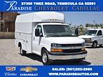 2021 Chevrolet Express 3500 4x2, Knapheide KUV Plumber #M21339 - photo 1
