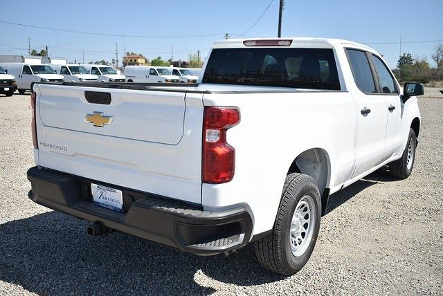 2021 Chevrolet Silverado 1500 Crew Cab 4x2, Pickup #M21373 - photo 1