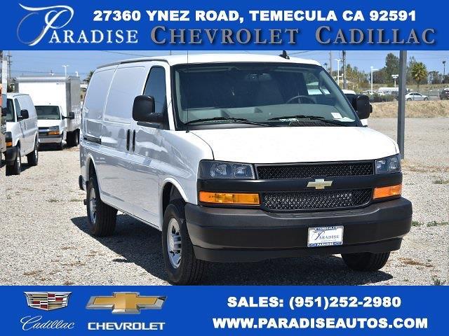 2021 Chevrolet Express 2500 4x2, Adrian Steel Upfitted Cargo Van #M21381 - photo 1