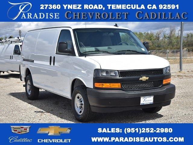 2021 Chevrolet Express 2500 4x2, Adrian Steel Upfitted Cargo Van #M21393 - photo 1