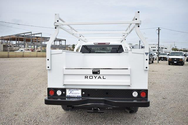 2021 Chevrolet Silverado 2500 Double Cab 4x2, Royal Truck Body Service Body Utility #M21398 - photo 7