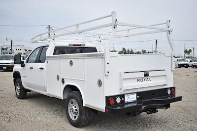 2021 Chevrolet Silverado 2500 Double Cab 4x2, Royal Truck Body Service Body Utility #M21398 - photo 6