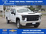 2021 Chevrolet Silverado 2500 Double Cab 4x2, Royal Truck Body Service Body Utility #M21398 - photo 1