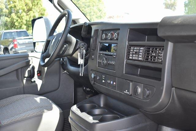 2021 Chevrolet Express 4500 DRW 4x2, Supreme Iner-City Dry Freight #M21405 - photo 14