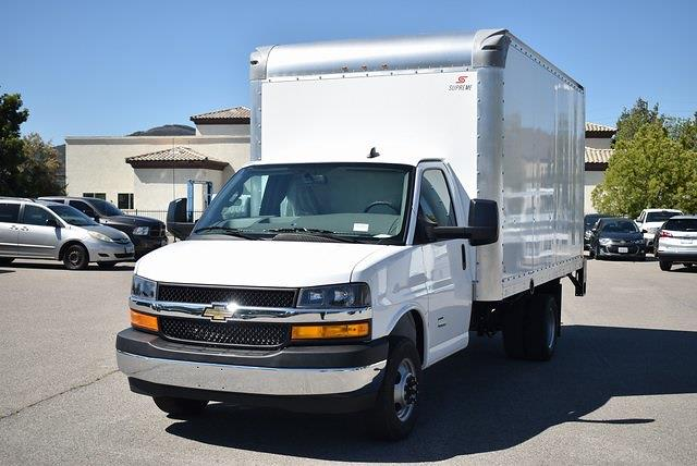 2021 Chevrolet Express 4500 DRW 4x2, Supreme Iner-City Dry Freight #M21405 - photo 4