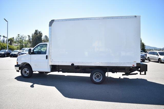 2021 Chevrolet Express 4500 DRW 4x2, Supreme Iner-City Dry Freight #M21405 - photo 5