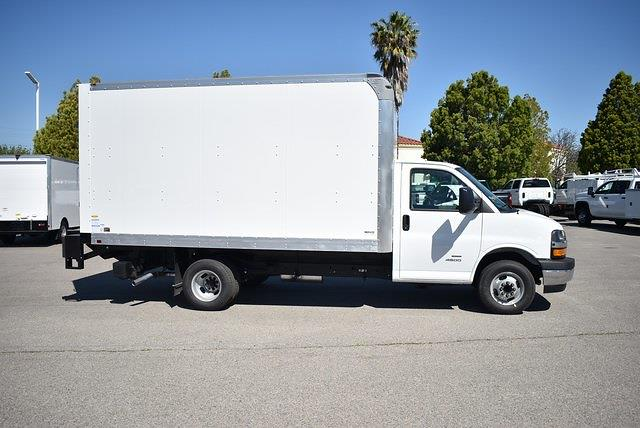 2021 Chevrolet Express 4500 DRW 4x2, Supreme Iner-City Dry Freight #M21405 - photo 8