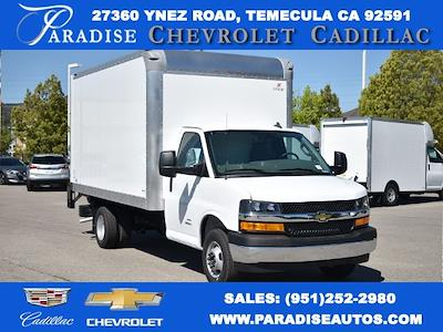 2021 Chevrolet Express 4500 DRW 4x2, Supreme Iner-City Dry Freight #M21405 - photo 1