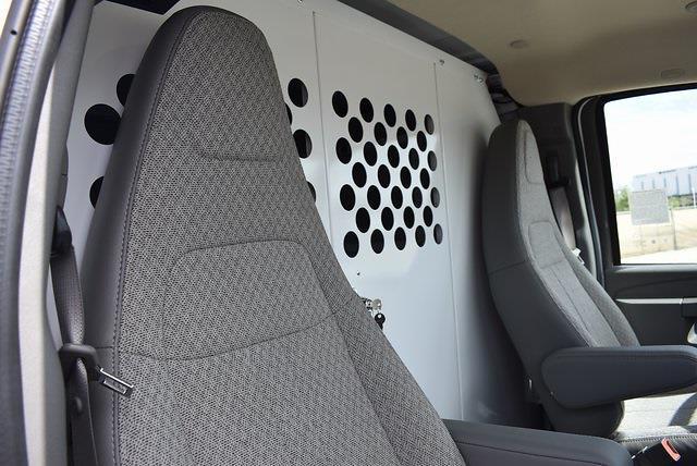 2021 Chevrolet Express 2500 4x2, Harbor Upfitted Cargo Van #M21414 - photo 11