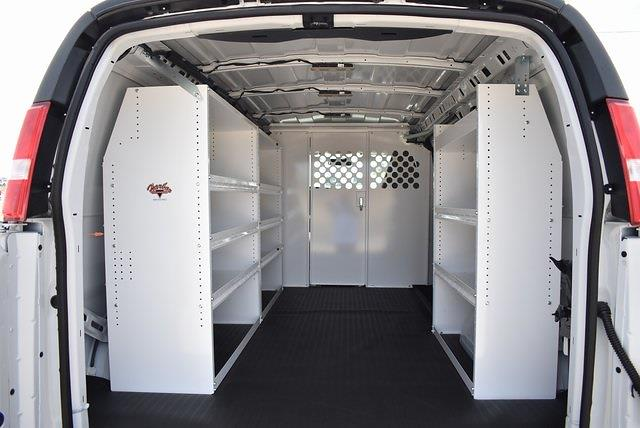 2021 Chevrolet Express 2500 4x2, Harbor Upfitted Cargo Van #M21414 - photo 2