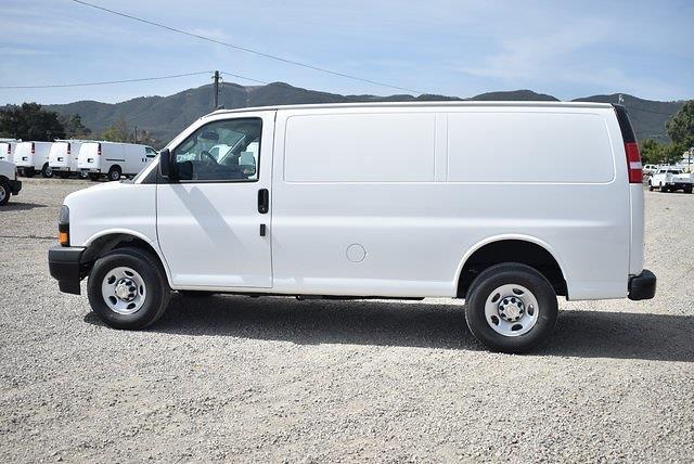 2021 Chevrolet Express 2500 4x2, Harbor Upfitted Cargo Van #M21414 - photo 5