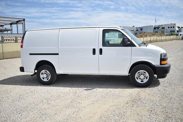 2021 Chevrolet Express 2500 4x2, Harbor Upfitted Cargo Van #M21414 - photo 9