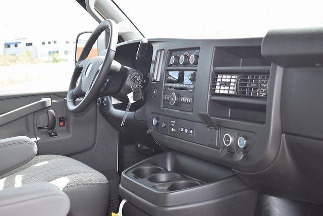 2021 Chevrolet Express 2500 4x2, Harbor Upfitted Cargo Van #M21414 - photo 10