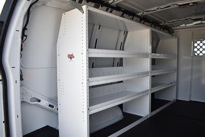 2021 Chevrolet Express 2500 4x2, Harbor Upfitted Cargo Van #M21414 - photo 14