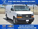 2021 Chevrolet Express 2500 4x2, Harbor Upfitted Cargo Van #M21414 - photo 1
