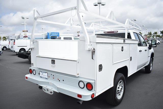 2021 Chevrolet Silverado 2500 Double Cab 4x2, Scelzi Utility #M21417 - photo 1