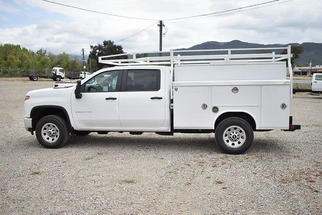 2021 Chevrolet Silverado 3500 Crew Cab 4x2, Royal Truck Body Utility #M21422 - photo 5
