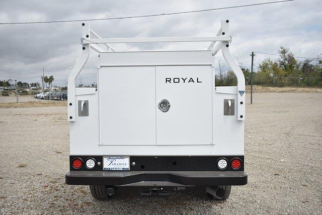 2021 Chevrolet Silverado 3500 Crew Cab 4x2, Royal Truck Body Utility #M21422 - photo 7