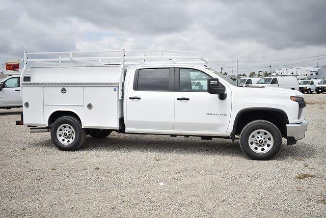 2021 Chevrolet Silverado 3500 Crew Cab 4x2, Royal Truck Body Utility #M21422 - photo 8