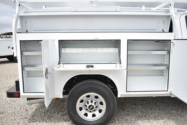 2021 Chevrolet Silverado 3500 Crew Cab 4x2, Royal Truck Body Utility #M21422 - photo 9