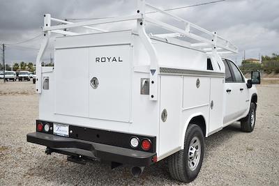 2021 Chevrolet Silverado 3500 Crew Cab 4x2, Royal Truck Body Utility #M21422 - photo 2