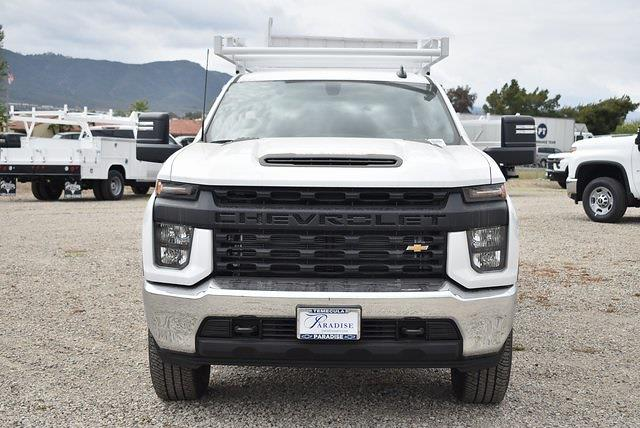2021 Chevrolet Silverado 3500 Crew Cab 4x2, Royal Truck Body Service Body #M21423 - photo 3