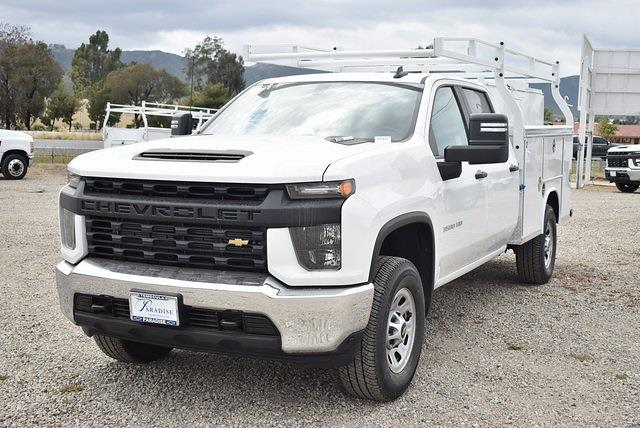 2021 Chevrolet Silverado 3500 Crew Cab 4x2, Royal Truck Body Service Body #M21423 - photo 4