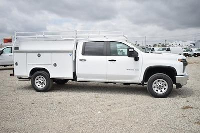 2021 Chevrolet Silverado 3500 Crew Cab 4x2, Royal Truck Body Service Body #M21423 - photo 8