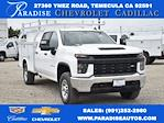 2021 Chevrolet Silverado 3500 Crew Cab 4x2, Royal Truck Body Service Body #M21423 - photo 1