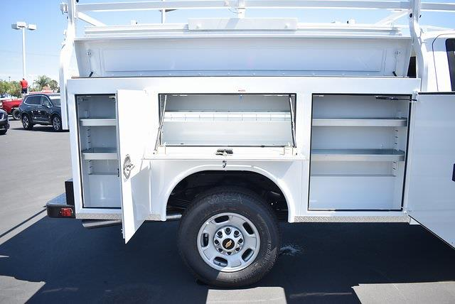 2021 Chevrolet Silverado 2500 Double Cab 4x2, Royal Truck Body Service Body Utility #M21424 - photo 9