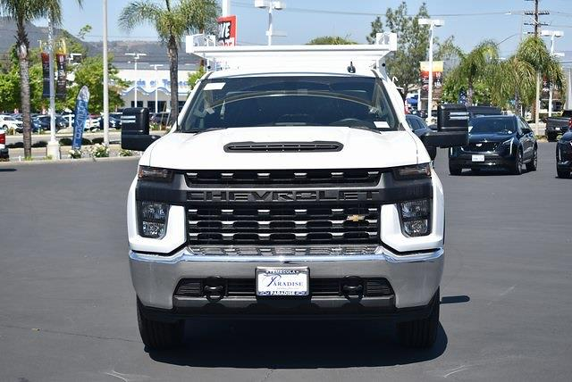 2021 Chevrolet Silverado 2500 Double Cab 4x2, Royal Truck Body Service Body Utility #M21424 - photo 3