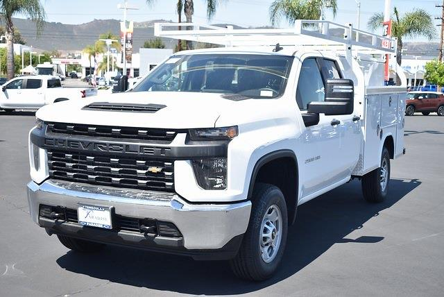 2021 Chevrolet Silverado 2500 Double Cab 4x2, Royal Truck Body Service Body Utility #M21424 - photo 4
