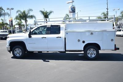 2021 Chevrolet Silverado 2500 Double Cab 4x2, Royal Truck Body Service Body Utility #M21424 - photo 5