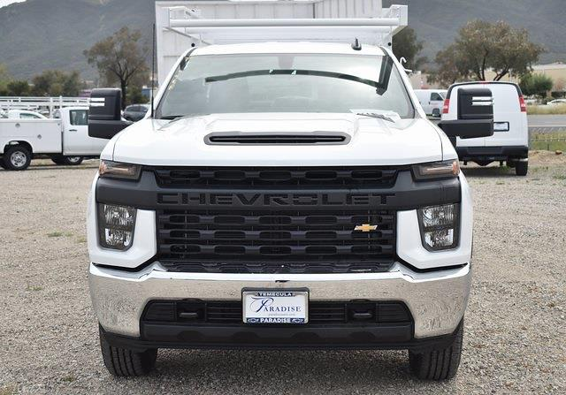 2021 Chevrolet Silverado 2500 Double Cab 4x2, Royal Service Body #M21428 - photo 1
