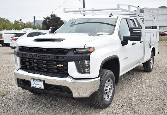 2021 Chevrolet Silverado 2500 Double Cab 4x2, Royal Truck Body Service Body Utility #M21428 - photo 4