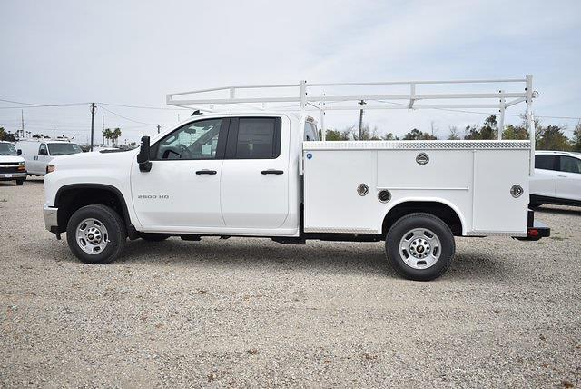 2021 Chevrolet Silverado 2500 Double Cab 4x2, Royal Truck Body Service Body Utility #M21428 - photo 5