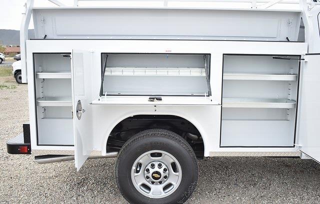 2021 Chevrolet Silverado 2500 Double Cab 4x2, Royal Truck Body Service Body Utility #M21428 - photo 9