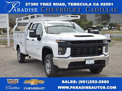 2021 Chevrolet Silverado 2500 Double Cab 4x2, Royal Truck Body Service Body Utility #M21428 - photo 1