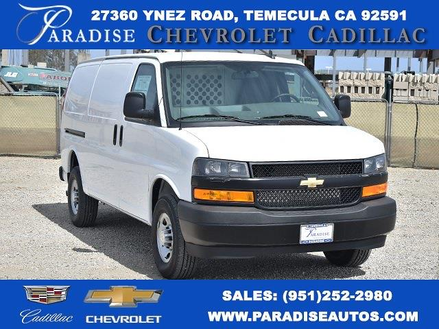 2021 Chevrolet Express 2500 4x2, Harbor Upfitted Cargo Van #M21434 - photo 1