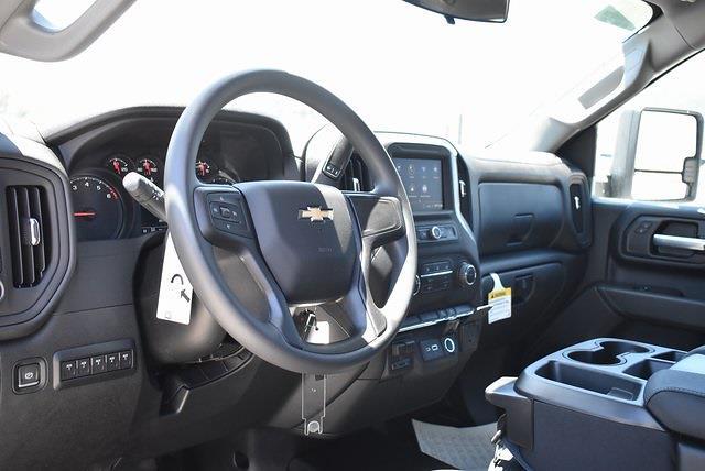 2021 Chevrolet Silverado 3500 Double Cab 4x4, Harbor TradeMaster Utility #M21436 - photo 17