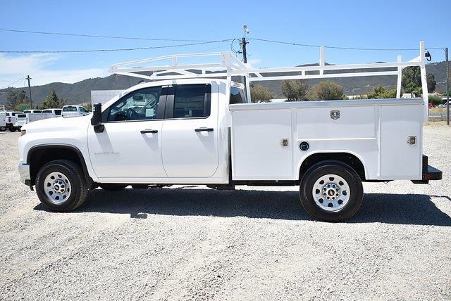 2021 Chevrolet Silverado 3500 Double Cab 4x4, Harbor TradeMaster Utility #M21436 - photo 5